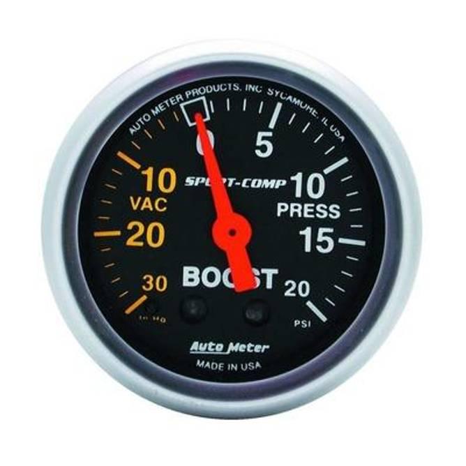 Bilde av 2-1/16''  Sport Comp Boost/Vakuum