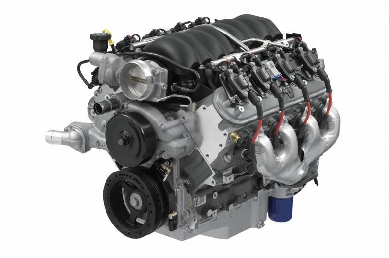 Bilde av Chevrolet LS3