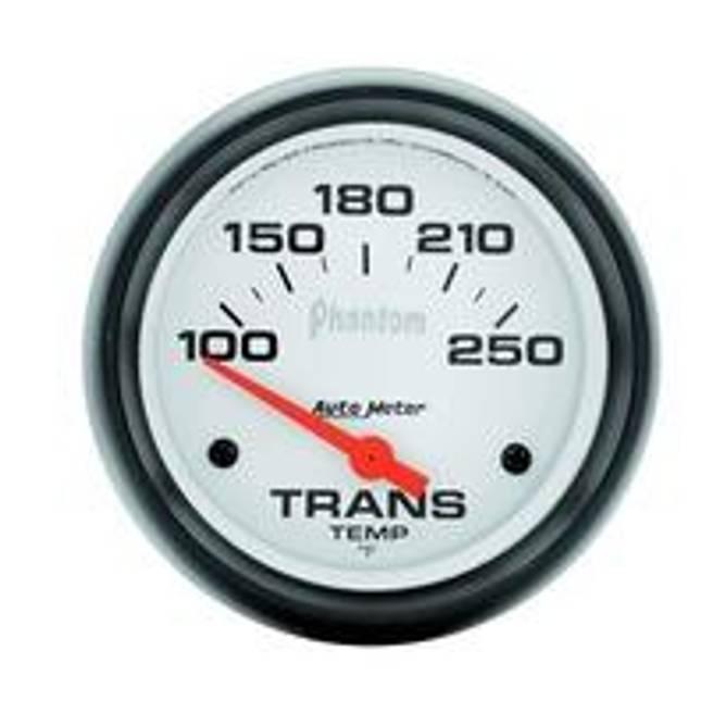 Bilde av 2-5/8in Phantom Trans. Temp. Gauge 100-250F