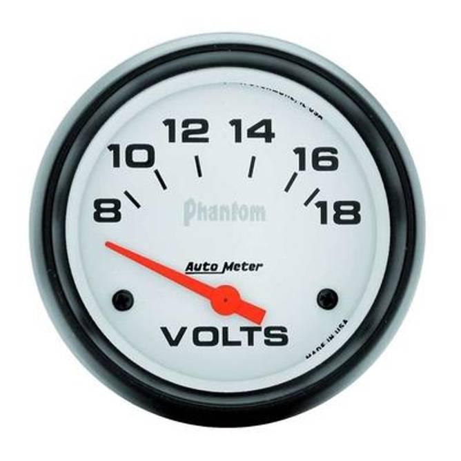 Bilde av 2-5/8in Phantom Voltmeter 8-18 Volts