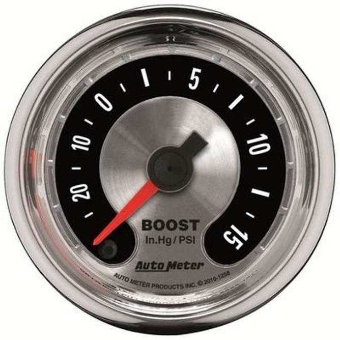 Bilde av 2-1/16''  Boost  Gauge