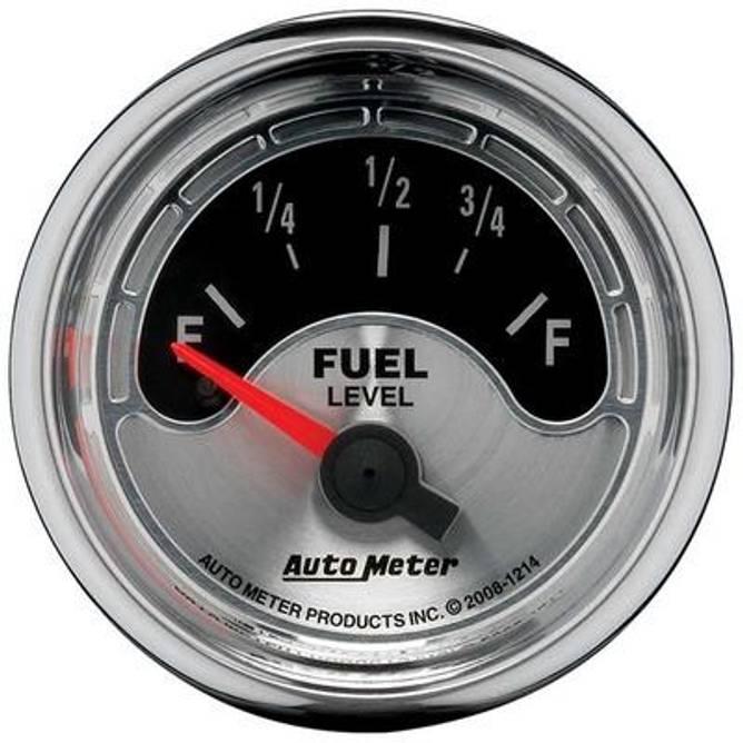 Bilde av 2-1/16'' Fuel Gauge 240-33 Ohms