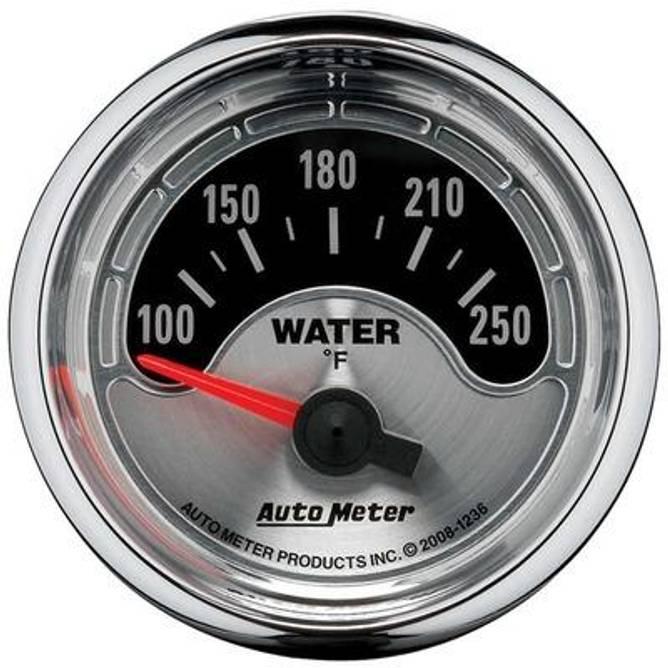 Bilde av 2-1/16'' Water Temp Gauge 100-250