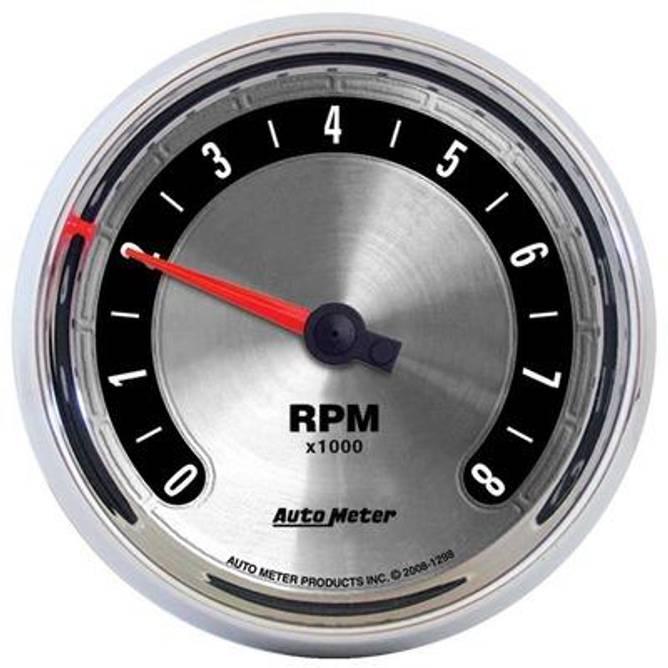 Bilde av 3-3/8'' Tachometer 8000RPM