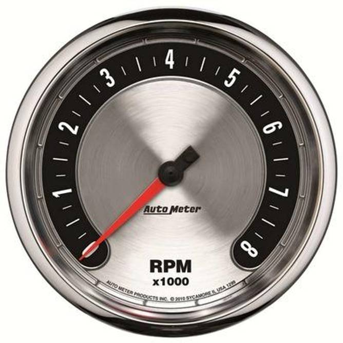 Bilde av 5'' Tachometer 8000RPM