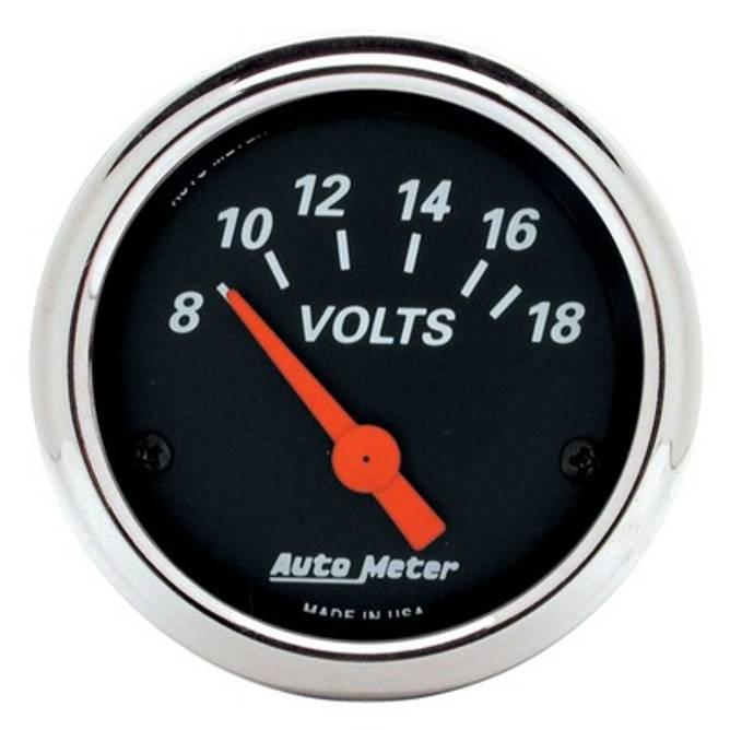 Bilde av Autometer Voltmeter
