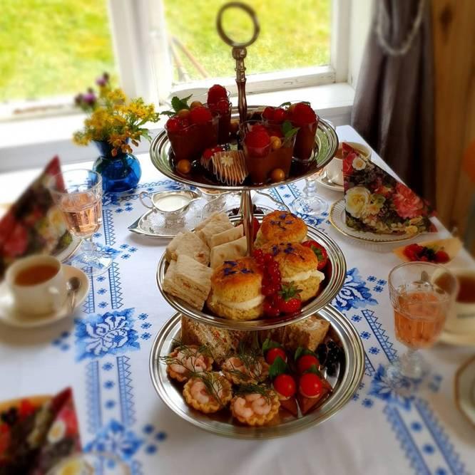 Bilde av Afternoon tea