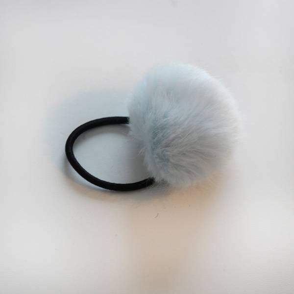 MiniDottStrikken Is Blå