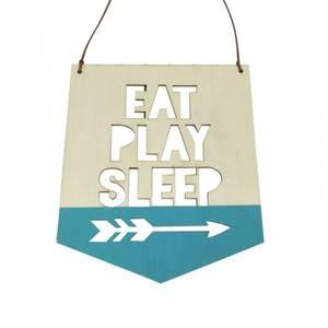 Bilde av Eat,play,sleep - interiør