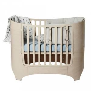 Bilde av Seng - Leander Baby Til Junior, U/Madrass (Whitewash)