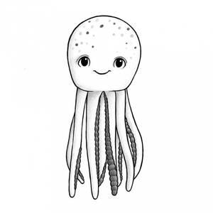 Bilde av Wallsticker - Stickstay Otto The Octopus