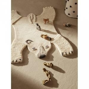 Bilde av Gulvteppe - Ferm Living Polar Bear (118x160 Cm)