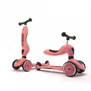 Bilde av Sparkesykkel - Scoot & Ride Highwaykick 1 (Peach) Fri Frakt