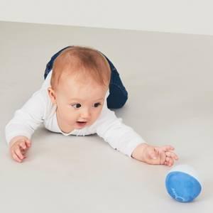 Bilde av Aktivitetsleker - bObles Foamballs 7cm (Blue)