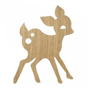 Bilde av Lampe - Ferm Living Deer (Oiled Oak)