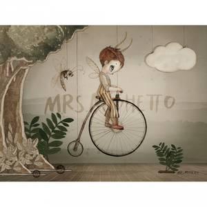 Bilde av Poster - Mrs Mighetto Mr John (24x18)