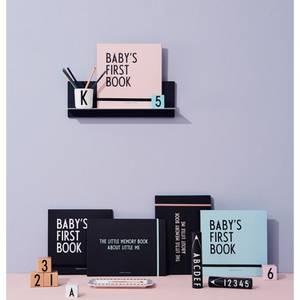 Bilde av Bok - Design Letters My Little Memory Book (Blue/Turquoise)