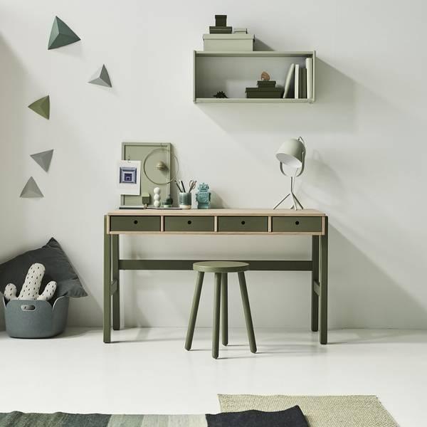 Skrivebord - Flexa Popsicle (Kiwi)