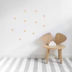 Bilde av Wallsticker - Stickstay Stars Small (Dusty Gold)