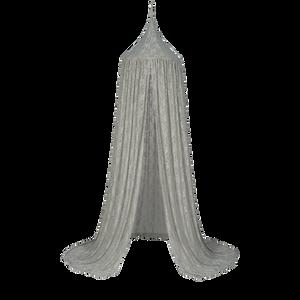 Bilde av Sengehimmel - Numero 74 Lace (Silver Grey)