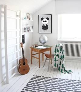 Bilde av Poster - Miniwilla Mr Panda