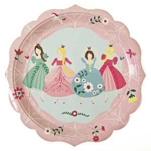 Bilde av Tallerkener - Meri Meri Princess (Large)