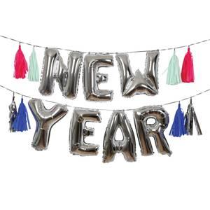 Bilde av Ballonger - Meri Meri New Year