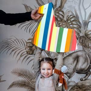 Bilde av Aktivitetsleker - bObles Pippi Hest (Across Red Tail)
