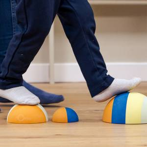 Bilde av Aktivitetsleker 3-Pk - bObles Pippi Step Stones