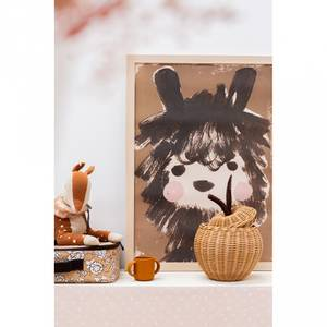 Bilde av Poster - StudioLoco Alpaca (50x70cm)