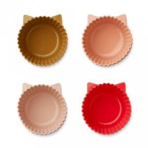 Bilde av Kakeformer 12-Pk - Liewood Jerry Silicone (Rose Multi Mix)