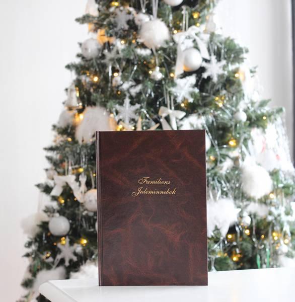 Bok - Familiens Juleminnebok