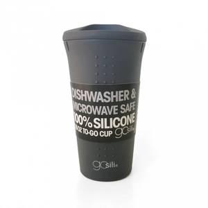 Bilde av Silikonkopp - Gosili Coffee To-Go (Soft Black)