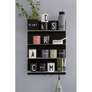 Bilde av Hylle - Design Letters Black A2