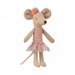 Bilde av Bamse - Maileg Ballerina Mouse, Big Sister