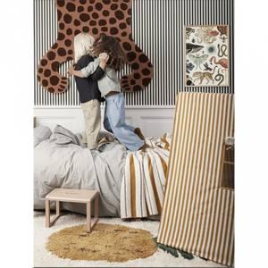 Bilde av Leketelt - Ferm Living (Mustard Thin Striped)