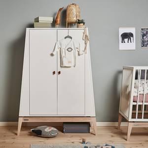 Bilde av Garderobeskap - Leander Luna Liten, Eik (Hvit)