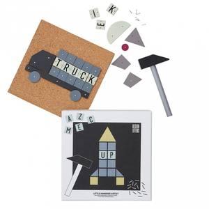 Bilde av Byggesett - Design Letters Rocket
