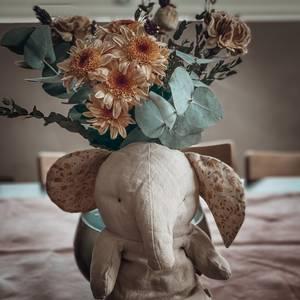 Bilde av Bamse - Maileg Safari Friends, Medium Elephant