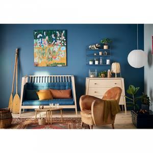 Bilde av Sofasett - Leander Linea/Luna Babyseng (Dark Blue)