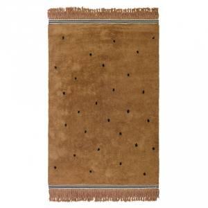 Bilde av Gulvteppe - Tapis Petit Rug Semmie Dots (120x170 Cm)