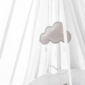 Bilde av Sengehimmel - Til Leander Babyseng (Hvit)