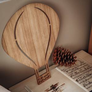 Bilde av Lampe - Ferm Living Air Balloon (Oiled Oak)