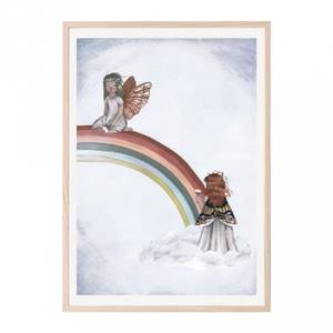 Bilde av Poster - That's Mine Working Fairies (50x70 Cm)
