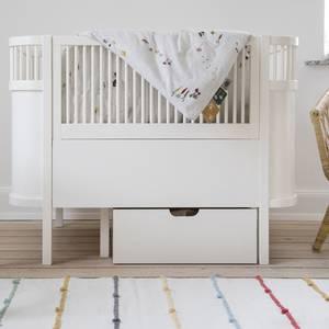 Bilde av Babyseng - Sebra Baby & Jr (White)