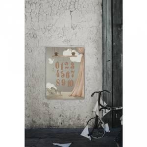 Bilde av Poster - Mrs Mighetto 123 (50x70)