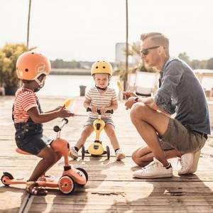 Bilde av Sparkesykkel - Scoot & Ride Highwaykick 1 (Lemon) Fri Frakt