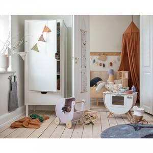 Bilde av Garderobeskap - Sebra Liten (Classic White)