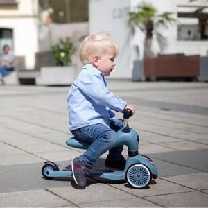 Bilde av Sparkesykkel - Scoot & Ride Highwaykick 1 (Steel) Fri Frakt