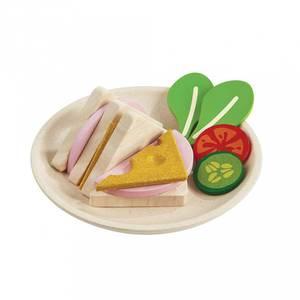 Bilde av Lekemat I Tre - Plantoys Sandwich